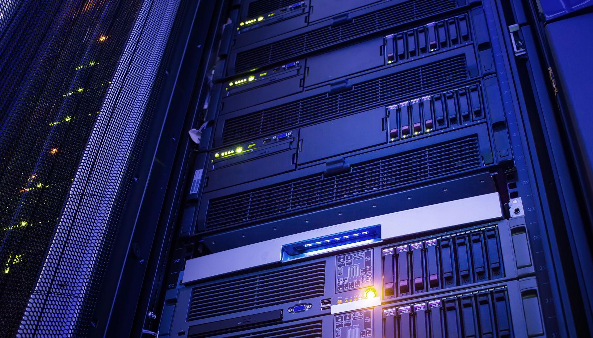 De 9 ani furnizor de servicii Data Center